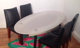 Mini Monday: Bozart Kaleidoscope Dollhouse Dining Table Set